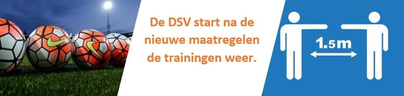 De Deventer Scheidsrechtersvereniging hervat de trainingen !